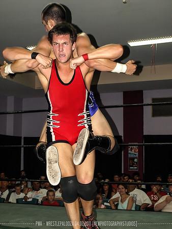 PWA - Wrestlepalooza 04.02.2011