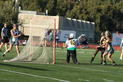 Foothill High School Girls Lacrosse 4-26-2011