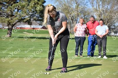 Fort Dodge Girls Golf Anne Treep