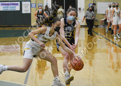 King Philip - Franklin Girls Basketball 1-17-21