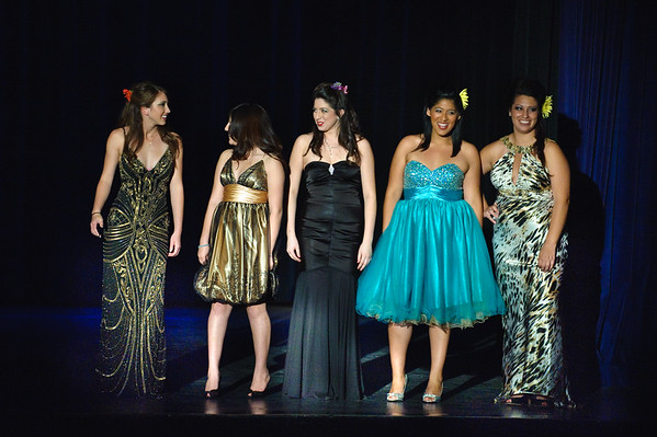 ALHS Prom Fashion Show
