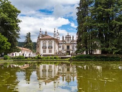 Vila Real and Mateus Palace