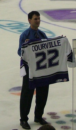 Larry Courville #22