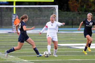 2014 McDowell Girls Soccer