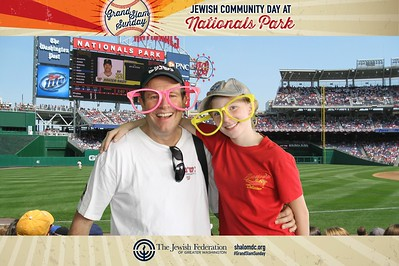 The Jewish Federation of Greater Washington's Grand Slam Sunday 2019