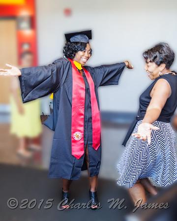 Janelle's College Graduation