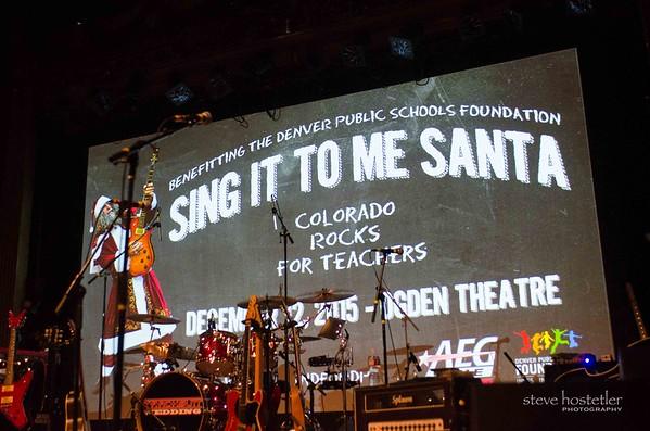 2015 -Sing It to Me Santa -  Downloads