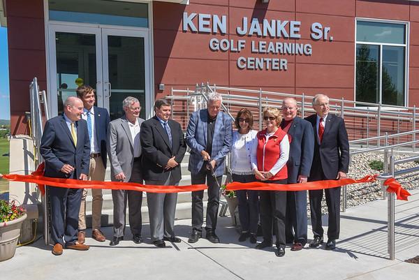 Ken Janke Sr. Golf Center Grand Opening
