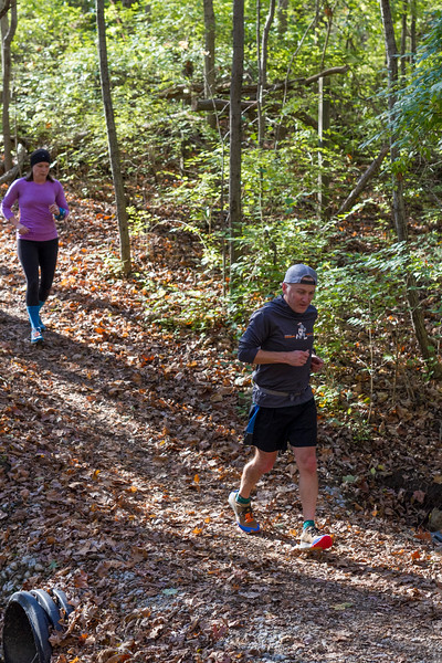 ORRRC Narrows Trail Race - November 3, 2019
