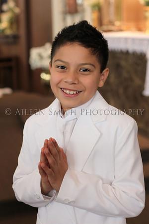 Cristo Del Rey 1st Communion