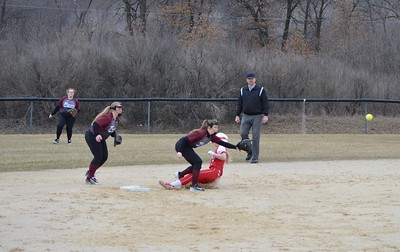 Highland vs North Crawford & Seneca Softball 3-28/29-19