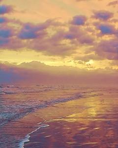 Gulf coast near Galveston