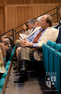 U.S. Ambassador Visits TASIS