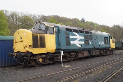 North Yorkshire Moors Railway 2nd May 2017