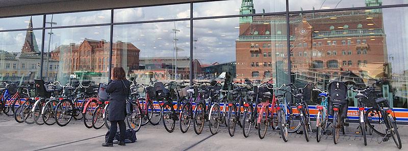Malmö stopover, Sweden