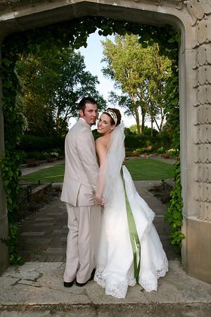 ALICIA AND COREY'S WEDDING
