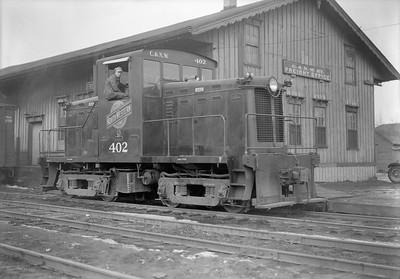 C&NW Diesel Locomotives