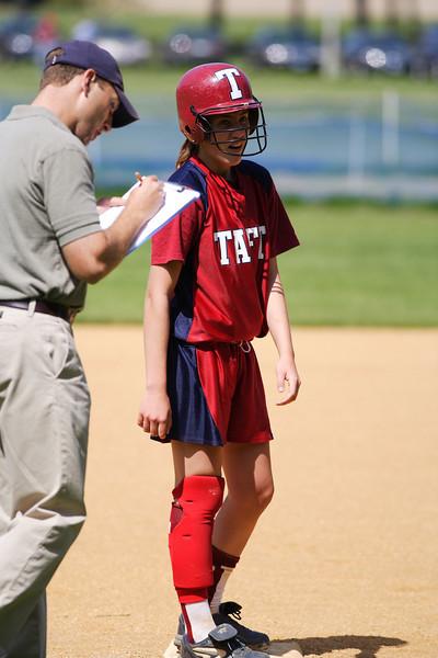Taft Softball 5-14-08