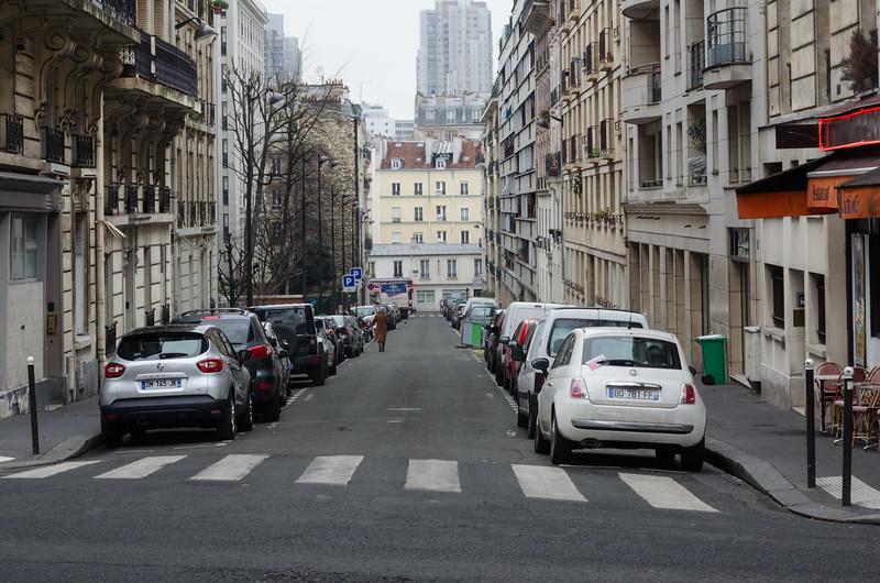 Rue Cavendish, 19th Arrondissement