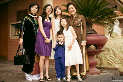 Tan and Nina's Buddhist Ceremony