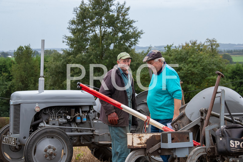 2018 Eccleshall Ploughing Match