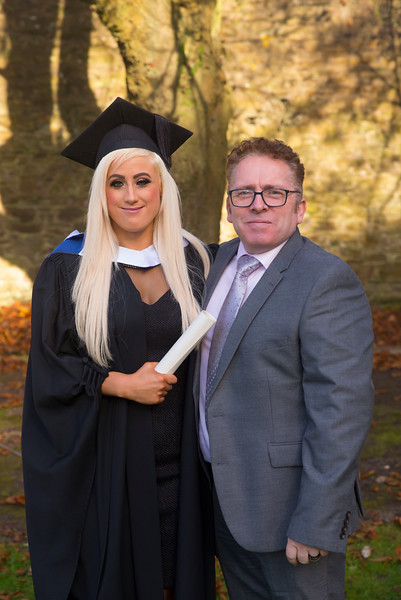01/11/2017. Waterford Institute of Technology Conferring. Pictured is Natalie Power from Waterford who graduated Bachelor of Arts in Social Care. Picture: Patrick Browne