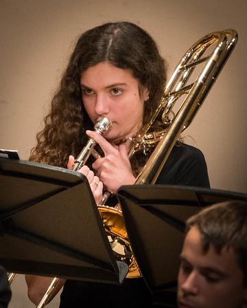 Carinne April 2015 Band Concert