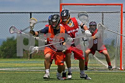 8/4/2013 - Gold Medal Game - Long Island vs. New York City - David W. Murphy Field, Onondaga Community College, Syracuse, NY