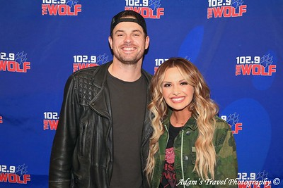 Carly Pearce & Matt Stell 2019 (Country 4A Cause)