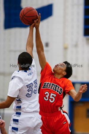Boys JV Basketball v Fairfax 2/3/15