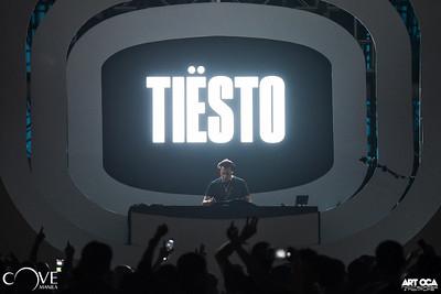 2018.11.30 - Tiësto at Cove Manila