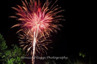 Frederick MD Fireworks 2016