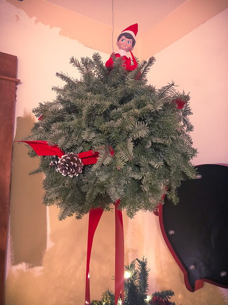 2017 Elf on the Shelf