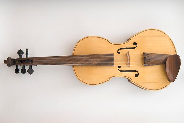 Alan Carruth Viola