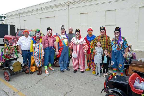Shriners Kids Parade 2020