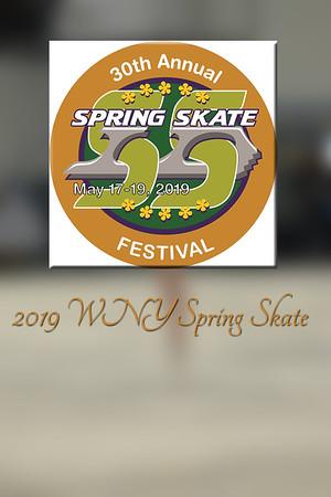Events 50-51 Junior-Senior Ladies Free