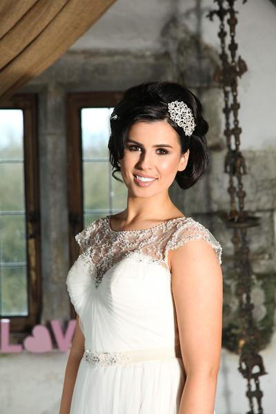 Bridal Hair & Makeup Shoot
