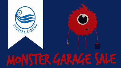 14.03 Turitea School Monster Garage Sale