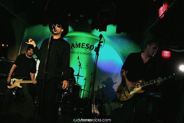 Dramarama & Fast Times Perform at the Jameson Irish Whiskey's Bartenders Ball at Opera Crimson 4.28.2009