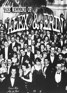 The Wedding of Erin & Alex