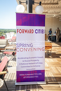 Forward Cities Opening Night Party : Durham, NC