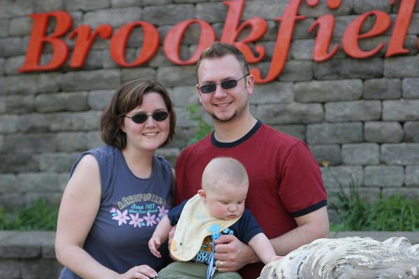 Brookfield Zoo Trip - April 29, 2007
