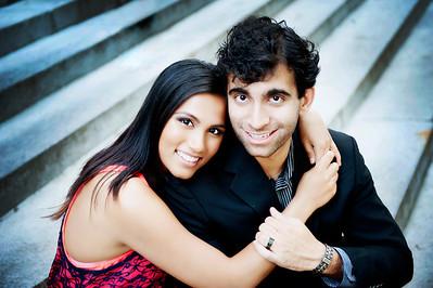 2013 | Ankita & Sachin - Engagement Photos