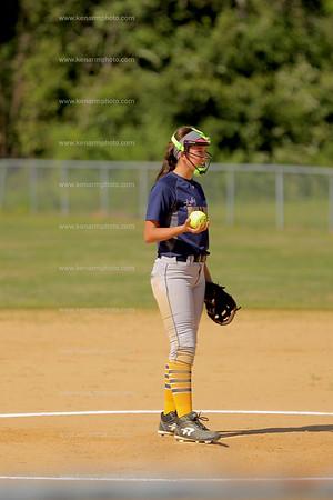Bladenboro vs Clarkton 2018 baseball softball