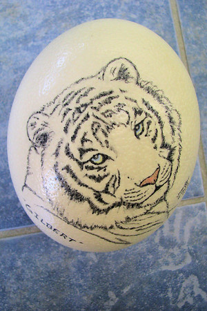 Gilbert Egg #1 - SOLD