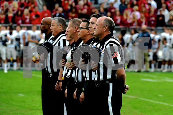 Officials Chandler vs Perry 6A State Finals 12-01-2018
