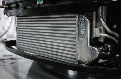 Install: Helix Motorsports Intercooler