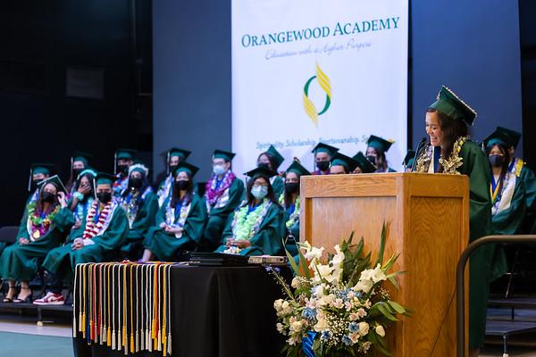 Orangewood Academy Commencement