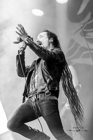 Amorphis 05/2014 Vantaa