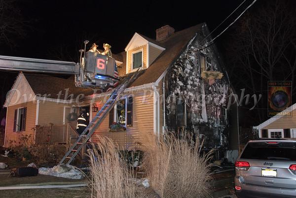 Bayville House Fire 01/13/2018